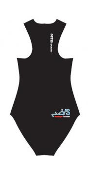 Waterpolo Badpak Kopen.Clubkleding Zwemvereniging Vlaardingen Schiedam
