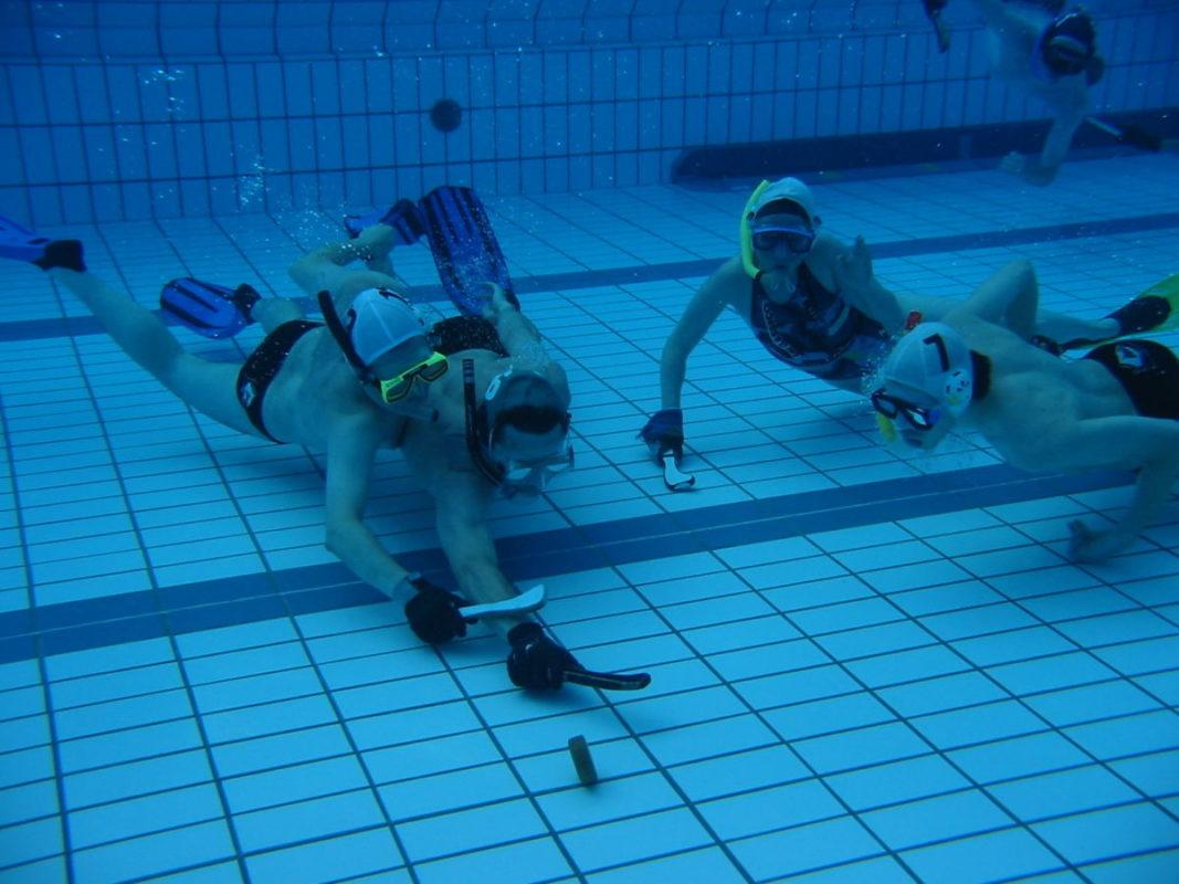 onderwaterhockey